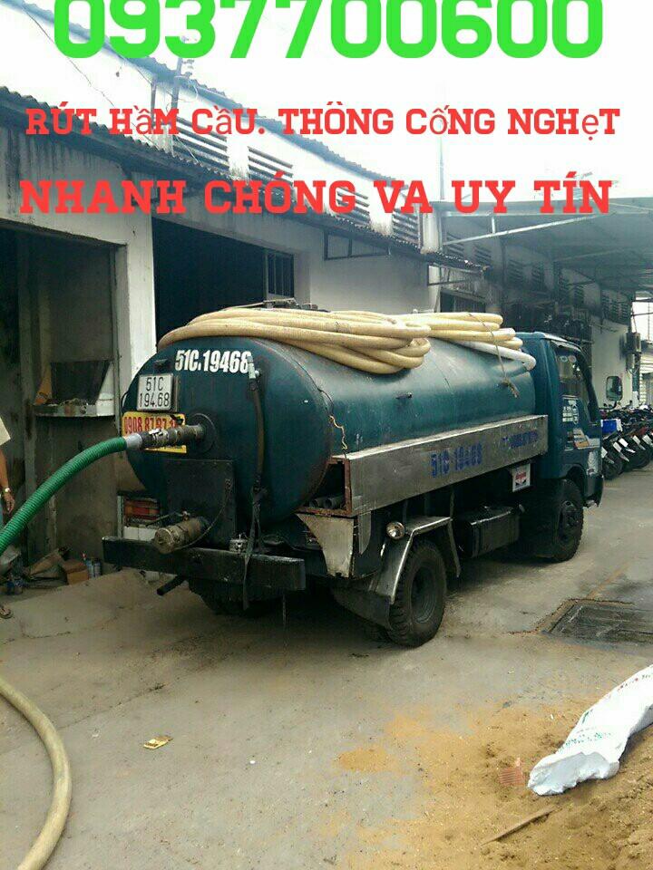 Rút bồn cầu Tây Ninh